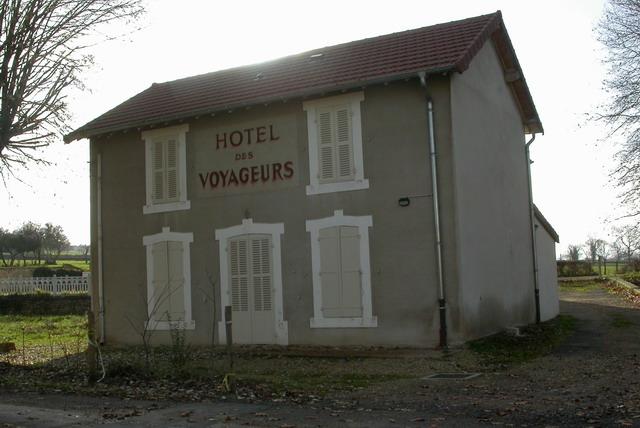 Ligne de cluny for Hotel pres de la gare